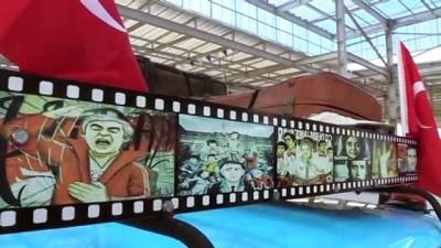 'Hacı Murat' tutkunları Menteşe'de buluştu - MUĞLA