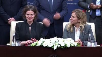 Dışişleri Bakanlığı'ndan önemli imza töreni