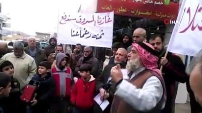 - Ürdünlülerden İsrail-Ürdün gaz anlaşması protestosu