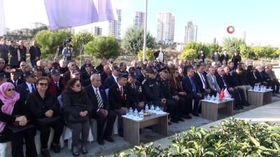 KKTC'nin kurucu Cumhurbaşkanı Rauf Denktaş ve Fazıl Küçük, Mersin'de anıldı