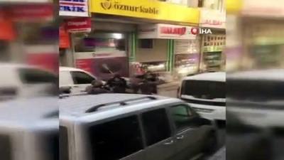 Başkent'te hareketli dakikalar...Ulus'ta çevreye ateş açan şahıs paniğe neden oldu