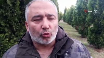 Tüfekle çenesinden vurulan köpek İstanbul'a sevk edildi