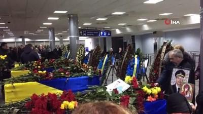 - İran cenazeleri Ukrayna'ya teslim etti
