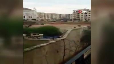 - Esad rejimi saldırılarda sivil bölgeleri kalkan olarak kullanıyor