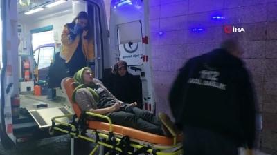 Karbonmonoksitten zehirlenen genç kız hastaneye kaldırıldı