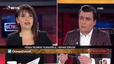 Osman Gökçek: 'Bu haberler Türkiye'de oynanmak istenen oyunun göstergeleridir'
