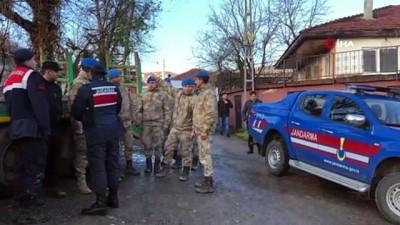 3 gündür haber alınamayan Asiye, evine 50 metre uzaklıktaki odunlukta bulundu