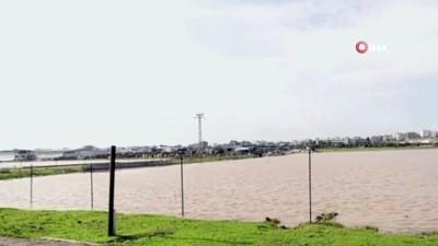 - İsrail Baraj Kapaklarını Açtı: Gazzeli Çiftçiler 350 Bin Dolar Zarar Etti