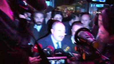 Milli Savunma Bakanı Akar'dan deprem açıklaması