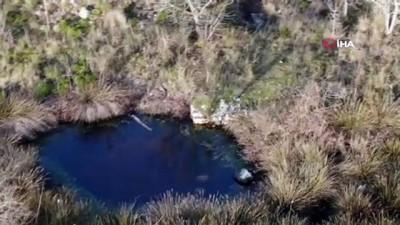 Bathonea kazılarında Afrikalı olduğu düşünülen bir insan iskeletine ulaşıldı