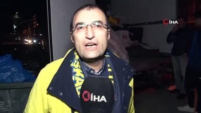 Fenerbahçeli taraflardan deprem bölgesine yardım seli