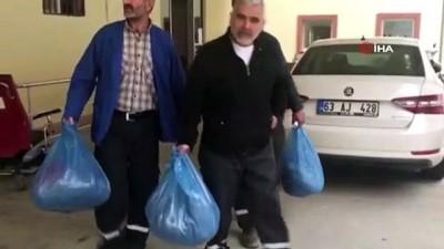 Temizlik görevlisi 2 işçi ve şoför zehirlenme şüphesiyle hastaneye kaldırıldı