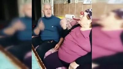 Neşe dolu çiftten 52 yıllık evliliğin sırları