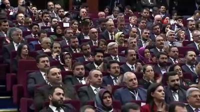 Cumhurbaşkanı Erdoğan: 'Bizim İsrail ile sorunumuz yok. İsrail'in hukuksuz, haksız uygulamalarına itirazımız var'