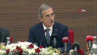 Savunma Sanayii Başkanı Demir: ' Yapılan görüşmelerde mesaj alındı, üzerine çalışacakları söylendi'
