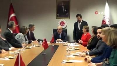 İstanbul İl Seçim Kurulu'nda yemin töreni heyecanı