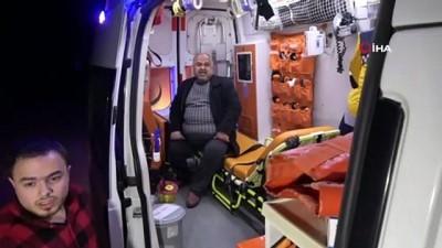 Bursa'da yolcu minibüsü yan yattı: 23 kişi ölümden döndü
