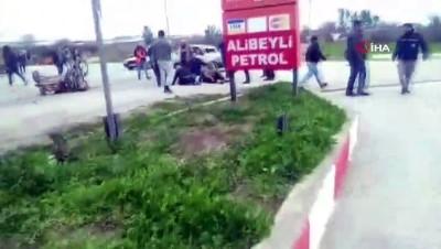 Osmaniye'de otomobil ile motosiklet çarpıştı: 6 yaralı