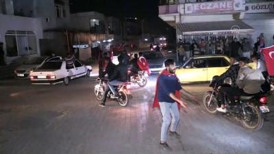 Sınır ilçesinde Mehmetçiğe destek konvoyu düzenlendi - HATAY