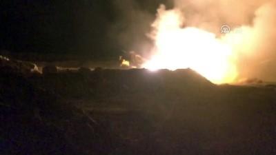 İdlib'te rejim hedefleri etkisiz hale getirildi (2)