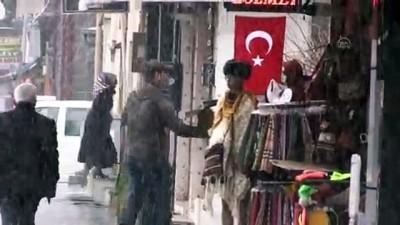 Doğu Anadolu'da karla karışık yağmur ve kar bekleniyor - KARS