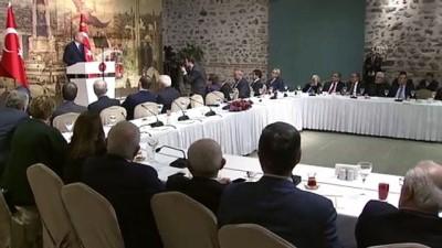 Cumhurbaşkanı Erdoğan: İnsansız denizaltı yapacağız - İSTANBUL