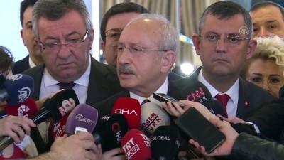 Kılıçdaroğlu: '(İdlib şehitleri) Çok üzgünüm' - ANKARA