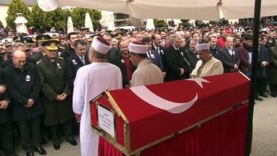 İdlib şehidi Uzman Onbaşı Ahmet Alpaslan son yolculuğuna uğurlandı