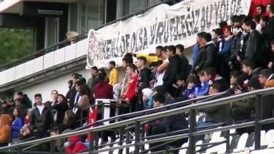 Manisaspor amatör lige düştü, futbolcular yıkıldı