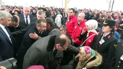 İdlib'de şehit olan Piyade Uzman Çavuş Yılmaz son yolculuğuna uğurlandı - ZONGULDAK