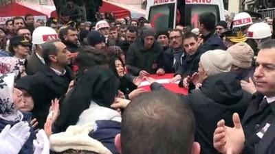 İdlib şehidi Piyade Yüzbaşı Süleyman Şahin son yolculuğuna uğurlandı - AFYONKARAHİSAR