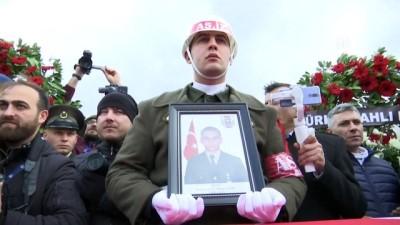 TBMM Başkanı Şentop, İdlib şehitlerinin cenazelerine katıldı - TEKİRDAĞ