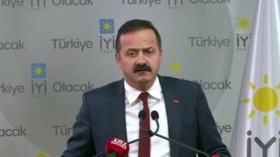 İYİ Parti Sözcüsü Ağıralioğlu: 'Devletimizin varlığına kastedenler karşısında Türk milletini bulacak' - ANKARA