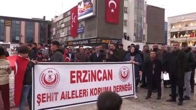 Türkiye Mehmetçik için tek yürek oldu - ERZİNCAN