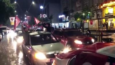 Mehmetçiğe destek yürüyüşü - HATAY
