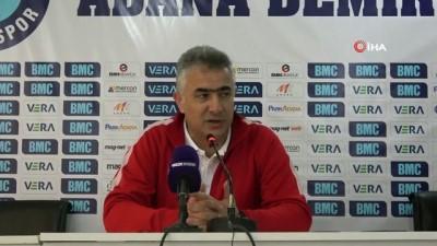 """Mehmet Altıparmak: """"Çok zevkli ve çekişmeli karşılaşma oldu"""