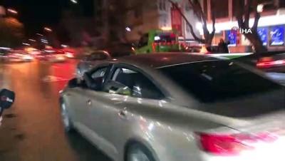 Trafik çekicileri Mehmetçik için İstanbul'u turladı