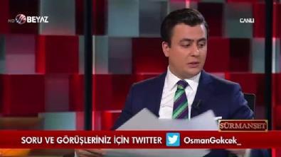 Osman Gökçek'ten küstah paylaşıma tepki