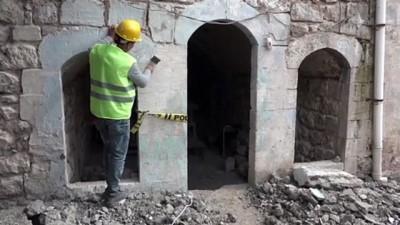 Nobel ödüllü Prof. Dr. Aziz Sancar'ın evinin müzeye dönüştürülmesi için çalışma sürüyor - MARDİN
