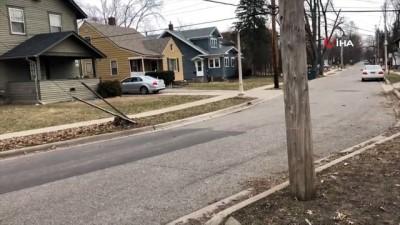 - Toronto sokaklarında Korona sessizliği