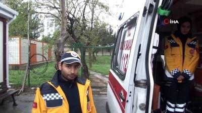 Pendik'te saldırıya uğrayan 112 sağlık ekipleri o anı anlattı