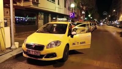 Taksiler için plaka sınırlaması uygulanmaya başlandı - İZMİR