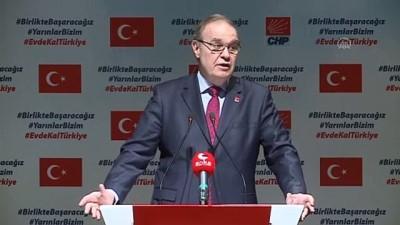 Öztrak: 'CHP olarak krizin başından bu yana sorumlu ve yapıcı bir siyaset izliyoruz' - ANKARA
