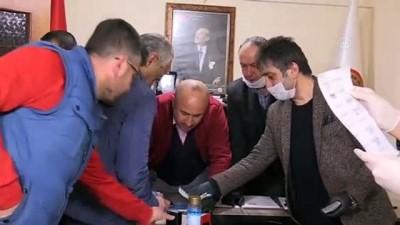 İş insanı Sadettin Saran'dan Kırıkkale esnafına yardım - KIRIKKALE