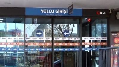 Korona virüs nedeniyle İstanbul'da şehirlerarası deniz yolu ulaşımı durduruldu