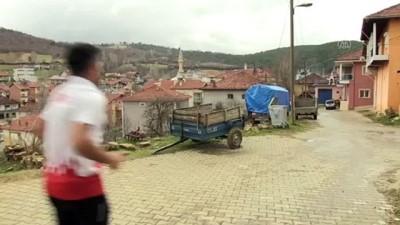 Turkish marathon runner dazzles viewers on TV