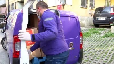 Hayırseverlerin desteğiyle hazırlanan 'Vefa' kolileri sahiplerine teslim ediliyor - İSTANBUL