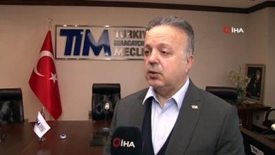 TİM Başkanı Gülle: 'Mart ayı ihracat rakamları, geçen yılın aynı dönemine yakın seyretti'