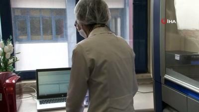 PAÜ, korona virüs tanı laboratuvarı yetkilendirilmesi aldı