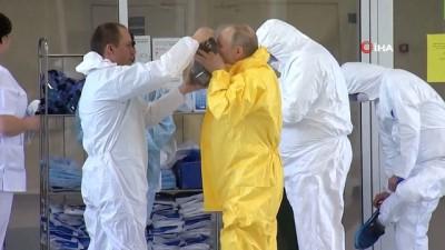 - Putin'e eşlik eden başhekimde korona virüs tespit edildi